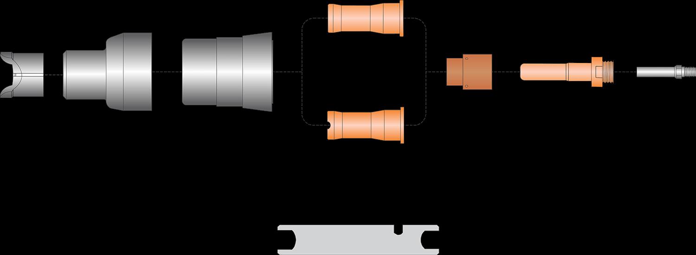 Eutetic – Airjet 80 – Tocha CP90