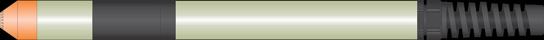 Tocha Megamax 45XP, 65, 85, 105 Reta