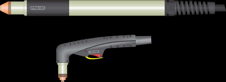 Tocha PT-105 e PTM-105