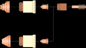 Tocha ST-50 e STM-50