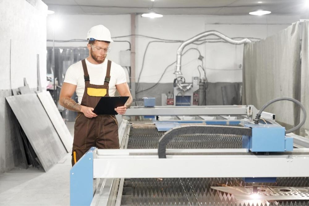 Como escolher máquina de corte a plasma?