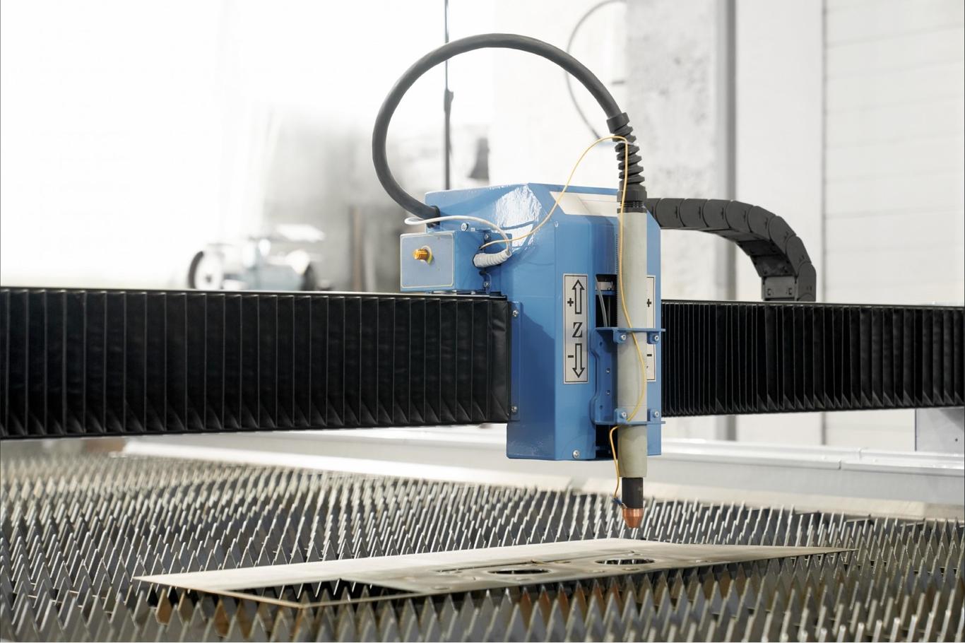 O que é CNC do corte a plasma?